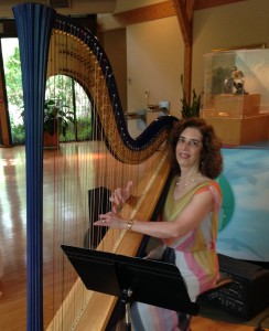 Contact Lisa Handman Atlanta Harpist