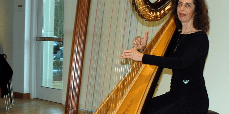 Summer Harp Concert by Lisa Handman