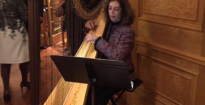 High Tea with Lisa Handman – Atlanta Harpist from Harpnotes