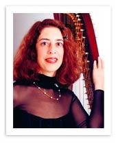 Harp lessons by Lisa Handman