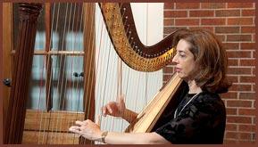 Lisa Handman - Atlanta Harpist