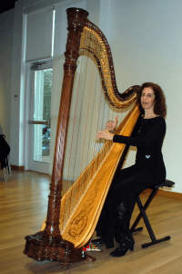 Lisa Handman performs at Alpharetta Library