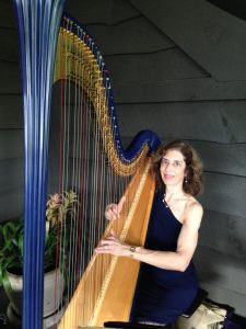 Alpharetta Harpist Lisa Handman