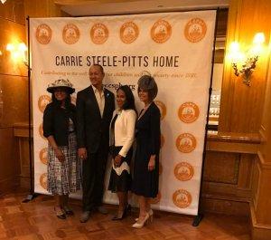 Atlanta Harpist Lisa Handman Carrie Steele Pitts Home High Tea
