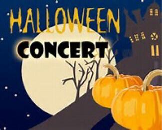 Professional Harpist Lisa Handman Halloween Concert